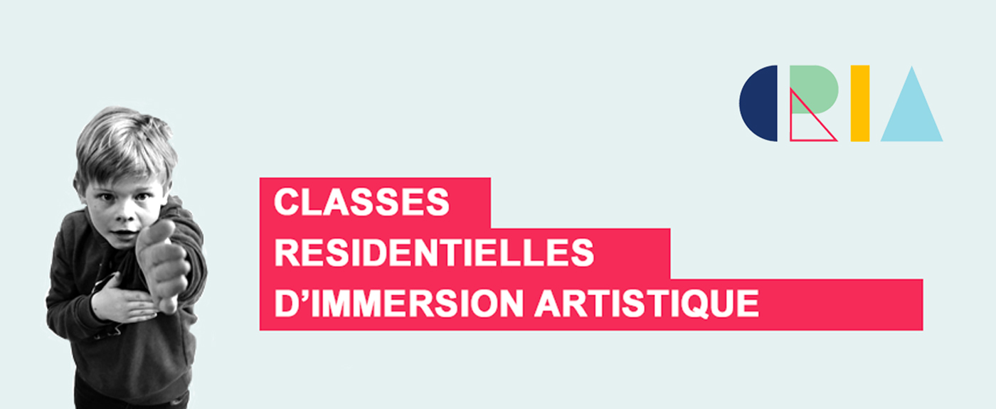 classes résidentielles d'immersion artistique