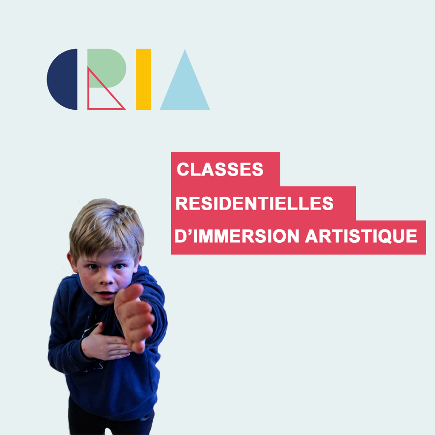 classes residentielles d'immersion artistique
